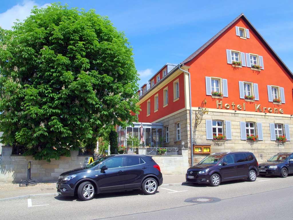 Hotel gasthof krone for Hotel krone gunzenhausen
