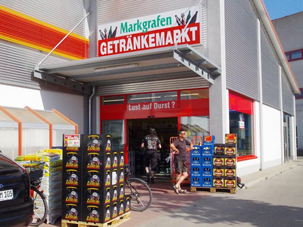 Markgrafen GeträNkemarkt Sortiment